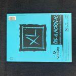Canson®XL®Oil & Acrylic Pad