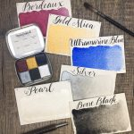 Stoneground Calligraphy Palette